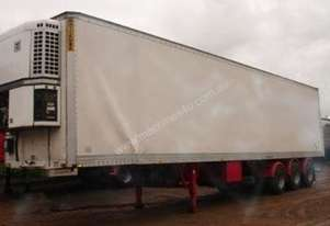 1996 Maxicube Refrigerated Van-Trailer