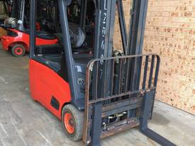 LINDE E16C Counterbalance Forklift - picture0' - Click to enlarge