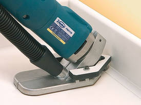 TRIMMER ANGLE 750W VARIABLE SPEED 20MM MAX. BIT DIAMETER FR217S VIRUTEX - picture2' - Click to enlarge