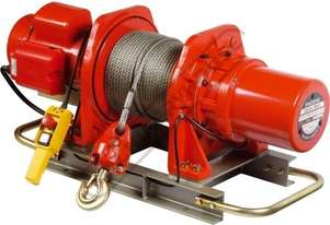 CP-250 Electric Winch 250kg Lifting Capacity 30 Metre Lifting Height