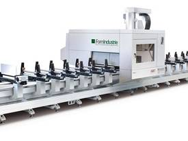 FOM AXEL 4 AXIS CNC Machining Centre