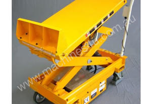 Scissor Electric Tilting Lift Table