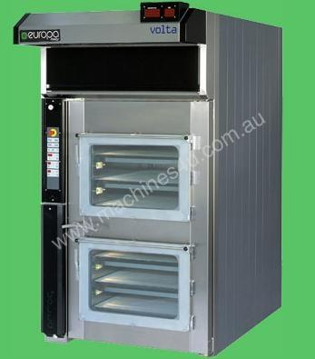 Deck Ovens Europa Volta Multiple Loading Electric