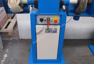 Dual Spindle Polishing Machine with Dust Extration
