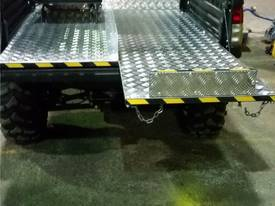 4x4 Utility Vehicle with Tipping Tray or First Aid Tray - picture3' - Click to enlarge