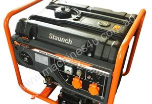 PORTABLE GENERATOR 3.4Kva WITH 12 MONTH WARRANTY