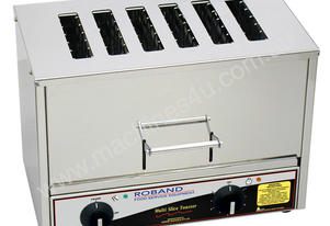 Roband 6 Slice Vertical Toaster TC66