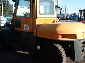 10 ton TCM FORKLIFT diesel  10 TON - picture0' - Click to enlarge