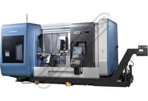 PUMA SMX 2600/3100 Multi Tasking CNC Turning Centres Series Details