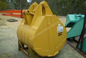SEC Clamshell Bucket Grab   NEW
