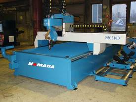 YAMADA FSC510 PLASMA CUTTER - picture1' - Click to enlarge