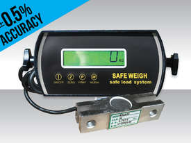 Forklift Accessory: Chain Sensor System: Accurate - picture0' - Click to enlarge