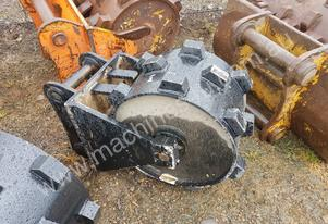 COMPACTION WHEEL SUIT 15 TONNE EXCAVTOR