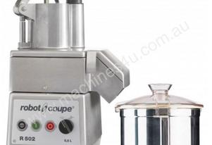 Robot Coupe Food Processor & Veg Prep Attachment R502