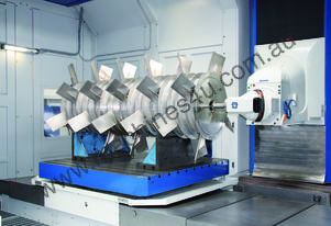 Sachman 5 Axis CNC Machining Centre