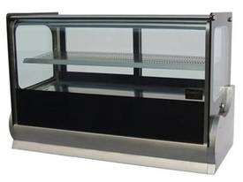 DGV0540 1200mm Countertop square showcase  - picture0' - Click to enlarge