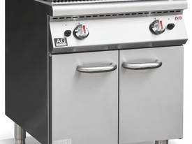 Gas Char Grill - Two Burner (Natural Gas)
