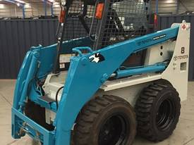 Toyota 4SDK8 Skid Steer Loader - Orange