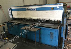 Just In - ERMAK 2600mm x 6.5mm Guillotine