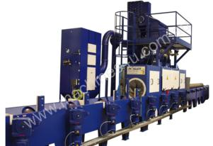 Rosler   Tube Blasting Machines