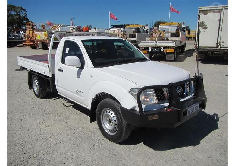 Used Nissan Utility Vehicles for sale - 2012 Nissan Navara D40 Utility ...