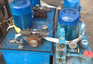 Hydraulic Power Packs Going Cheap