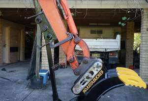 Excavator Log Grab,1.7 3 4,5,6, 8T Adjustable Ripp
