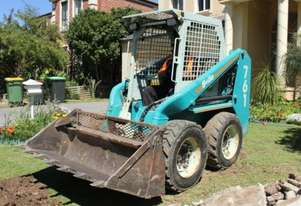Belle   761 Skid Steer Loader
