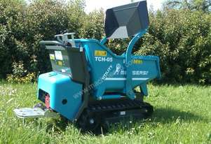 TRACKED DUMPERS Model TCH-05/ Petrol