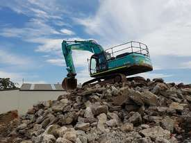 Impact Crusher for Hire Wet Hire we come to you - picture3' - Click to enlarge
