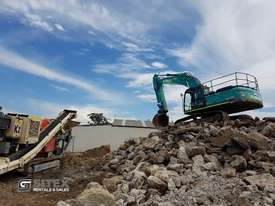Impact Crusher for Hire Wet Hire we come to you - picture5' - Click to enlarge