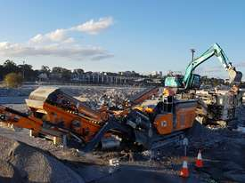 Impact Crusher for Hire Wet Hire we come to you - picture9' - Click to enlarge