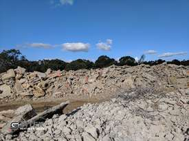 Impact Crusher for Hire Wet Hire we come to you - picture18' - Click to enlarge