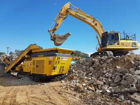 Impact Crusher for Hire Wet Hire we come to you - picture0' - Click to enlarge