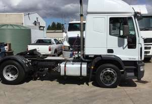 Iveco EuroCargo Cab chassis Truck
