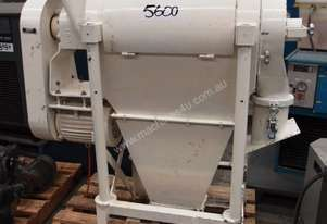 Rotary Sifter, 250mm Dia x 650mm L.