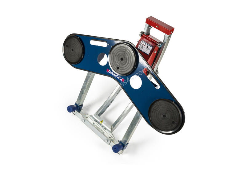 Makinex Powered Hand Truck - Glass Sucker Attachment