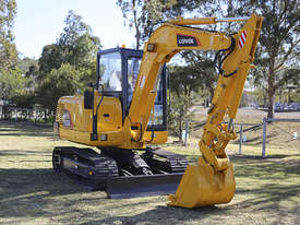 NEW LOVOL  FR60E  6 tonne  Excavator  tracked   including 2 year full warranty   - picture0' - Click to enlarge