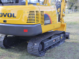 NEW LOVOL  FR60E  6 tonne  Excavator  tracked   including 2 year full warranty   - picture2' - Click to enlarge