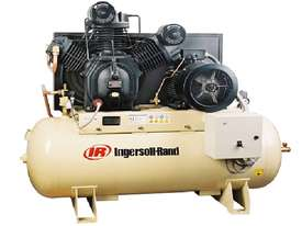 Ingersoll Rand 3000E30/12 66cfm Reciprocating Air Compressor - picture0' - Click to enlarge