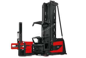 Linde K Series 011 Man-Up Electric Turret Trucks