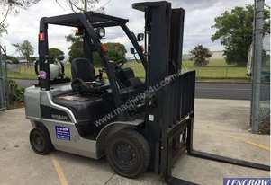 Used 2.5T Nissan Container Mast Forklift