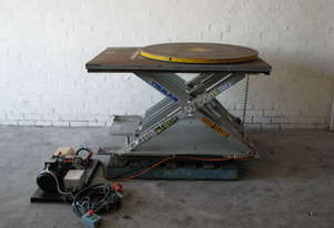 Marco 1500kg Scissor Lift Table - 1500 x 1100 mm