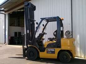 Used Nissan 2.5 Tonne LPG Forklift in Bunbury - picture1' - Click to enlarge