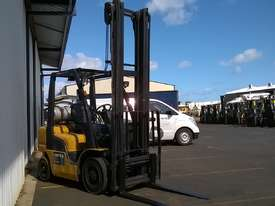 Used Nissan 2.5 Tonne LPG Forklift in Bunbury - picture2' - Click to enlarge
