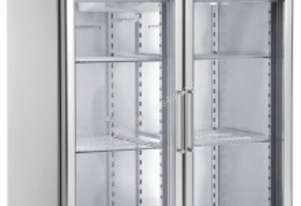 Inomak Single Glass Door Freezer 1432L UFI2140G
