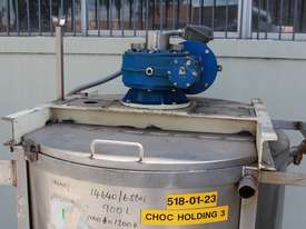 Water Jacketed Tank - picture4' - Click to enlarge