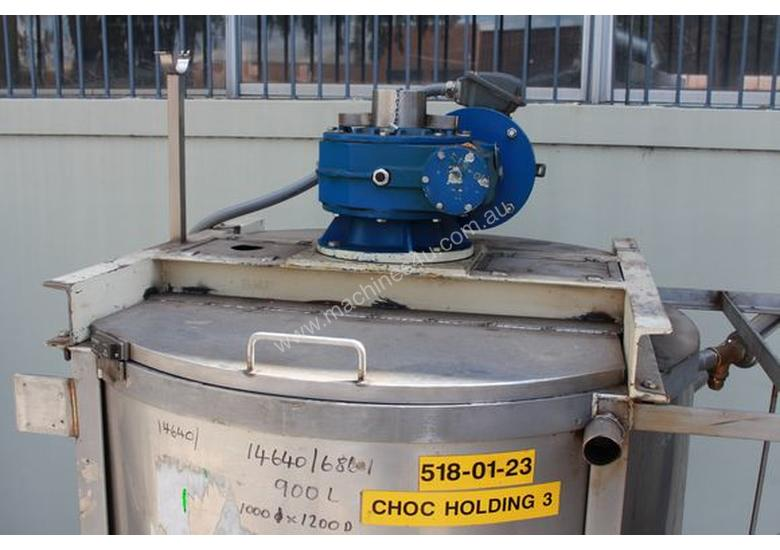 Water Jacketed Tank