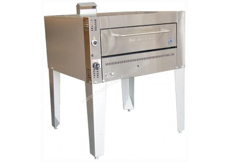 Goldstein Double Deck Gas Pizza Oven