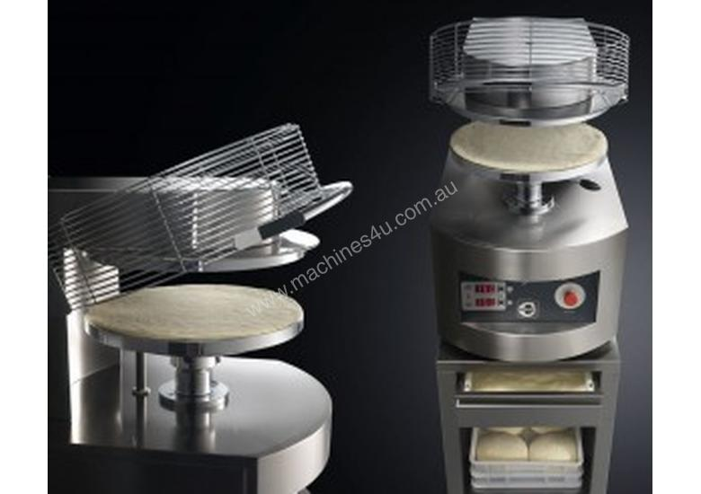 CUPPONE - Hot pizza forming machine